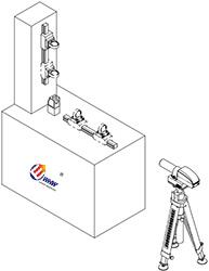 研润自准直仪垂直度测量